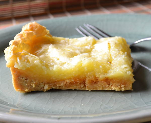 Recipe for Chess Squares or Butter Cake|www.thesurferskitchen.com @the_surfers_kitchen