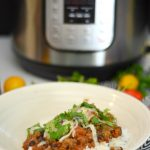 Instant Pot Hearty Vegetarian Chili