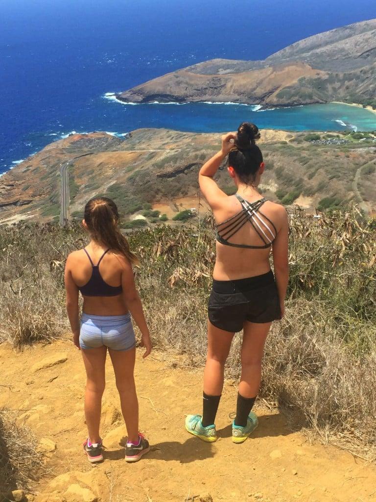 Hiking on Oahu: Koko Head Stairs