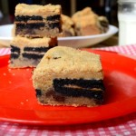 Peanut Butter Slutty Brownies