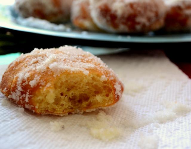 Portuguese Malasada's  (Portuguese Doughnuts)