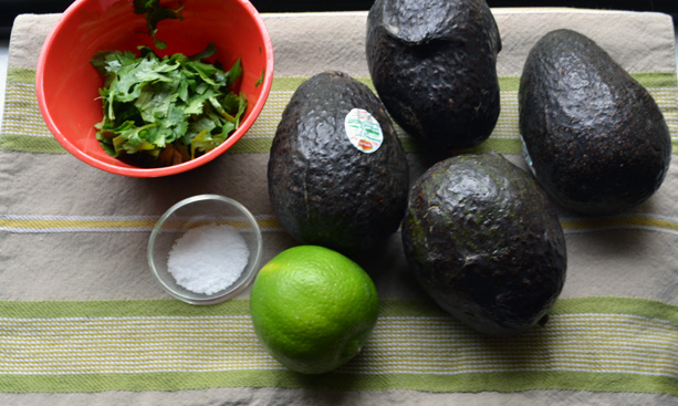 Best Ever Guacamole for Vegans and Paleo Eaters |@the_surfers_kitchen|www.thesurferskitchen.com