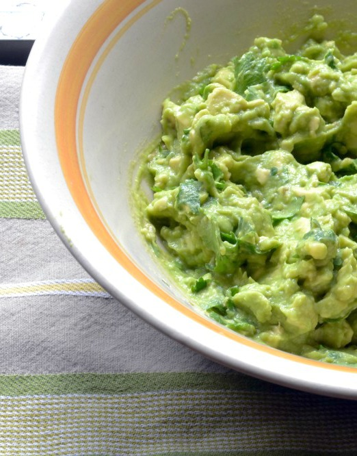Guacamole: The Best and Easiest
