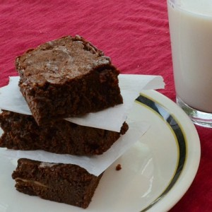 brownie recipe from baked bakery