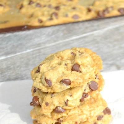 Chocolate Chip TURBO Cookies
