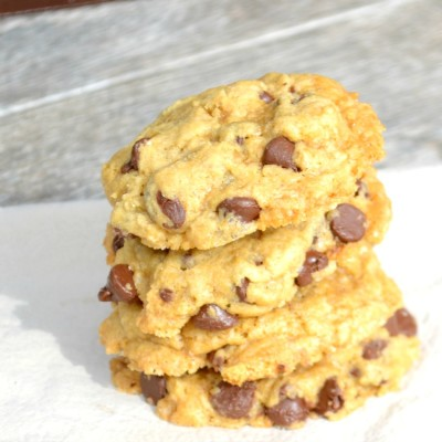 Chocolate Chip TURBO Cookies