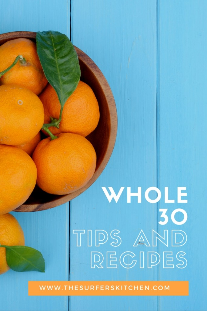 whole 30 recipes and resources