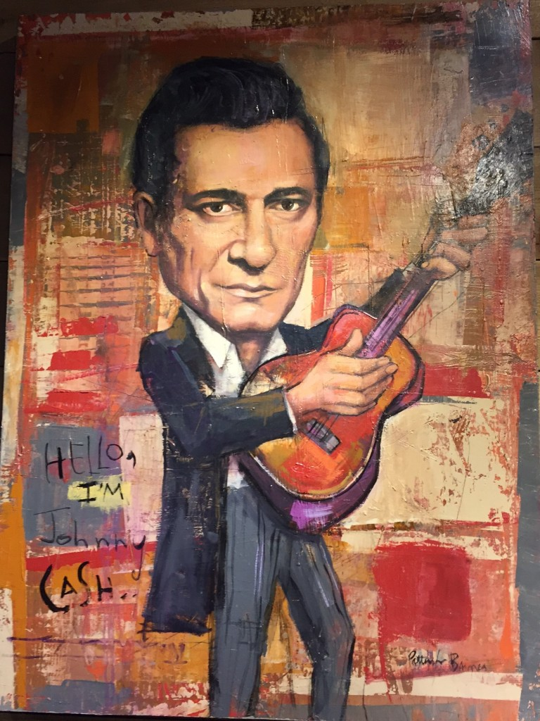 Johnny Cash 3.6.17