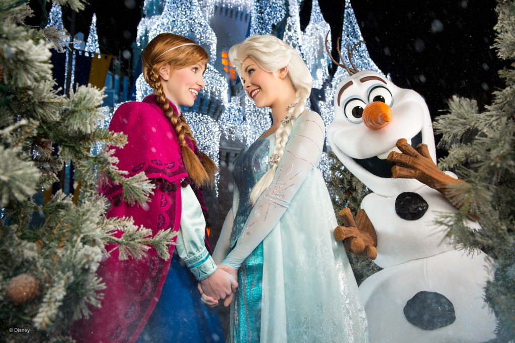 Disney World: Anna, Elsa and Olaf Should you stay at a Disney Resort? |www.thesurferskitchen.com