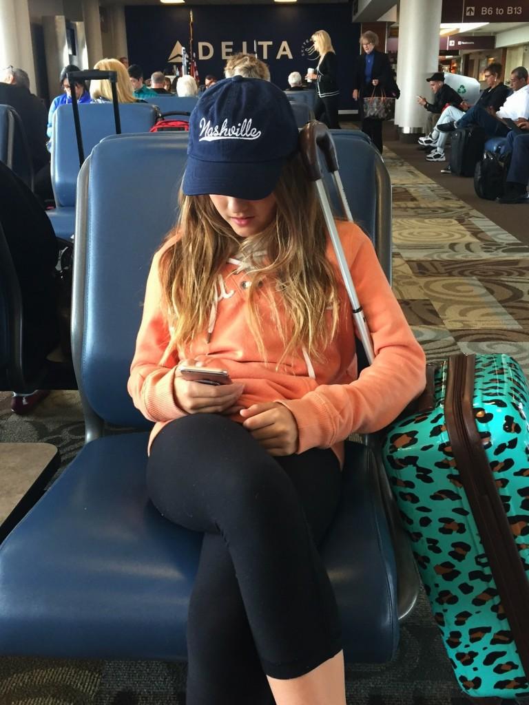 Nashville Airport 3.6.17