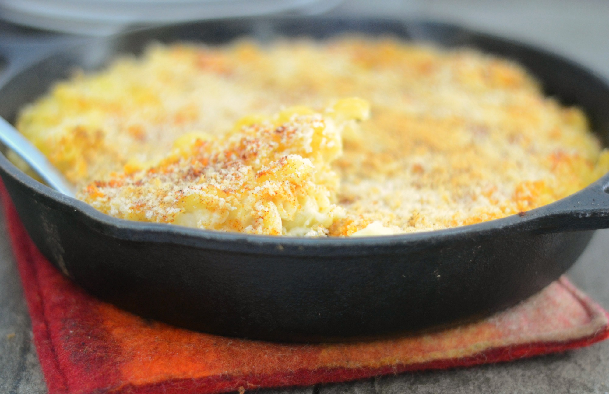 Grandma Jennie's Macaroni and Cheese --Comfort Food at it's finest. This is really one of our family favorites. | www.thesurferskitchen.com