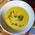 Curried Carrot Soup {Vegan, Paleo, Whole 30}