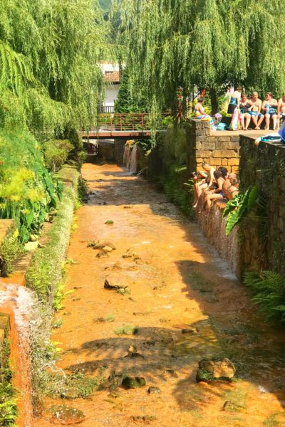 Must Do on Sao Miguel, Azores: Poca De Dona Beija Hot Springs