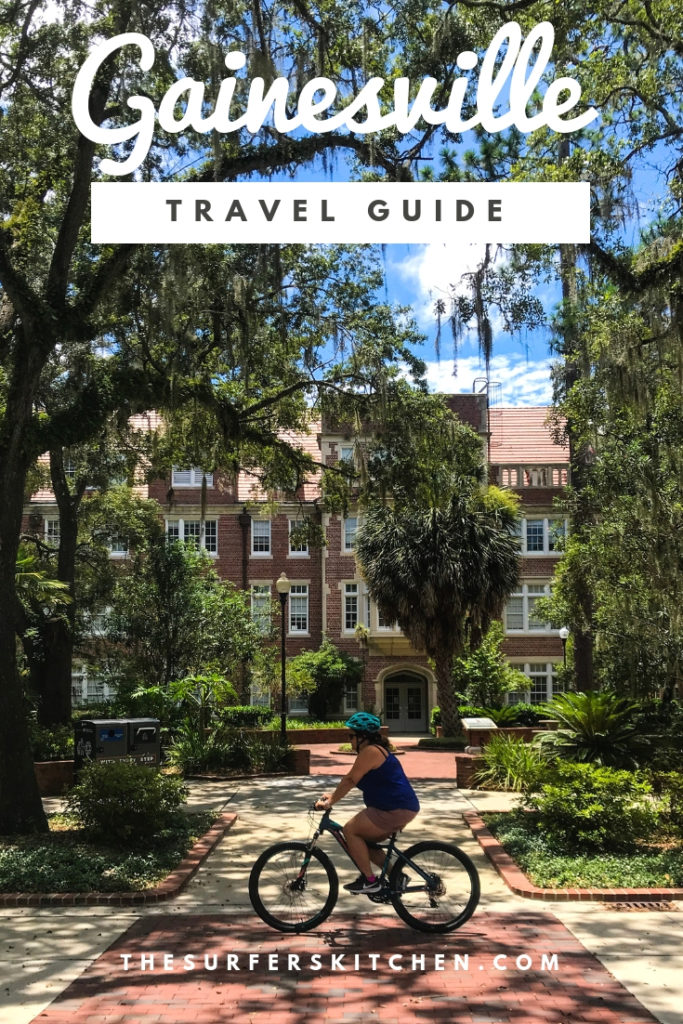 Gainesville Florida Travel Guide