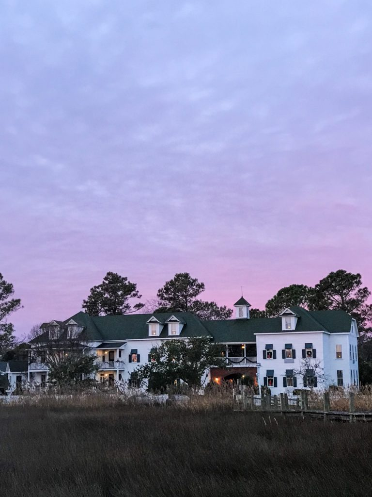 Roanoke Island Inn Sunrise