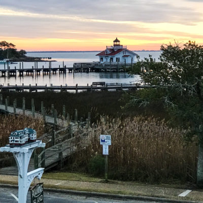 Roanoke Island Inn & Manteo, North Carolina