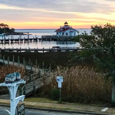 Roanoke Island Inn & Manteo, North Carolina