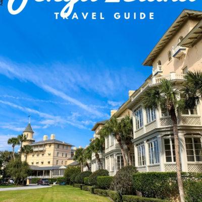Travel Guide to Jekyll Island Georgia