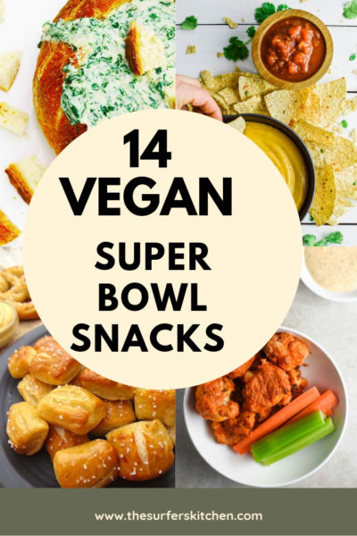 14 Vegan Super Bowl Snack Recipes