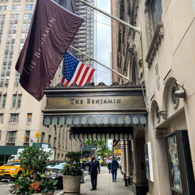 The Benjamin Hotel: Great Hotel for Families in New York City